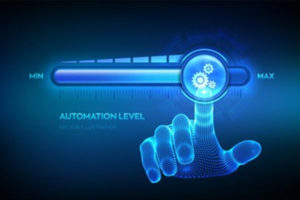 business process automation uses technology