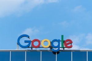 Google logo - version history on google sheets